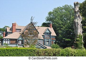 Mansion in Newport, Rhode Island