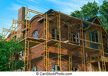 Mansion under Construction