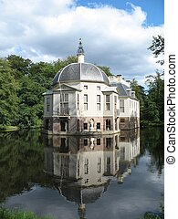 mansion5978 - An old admiral's country mansion in Holland