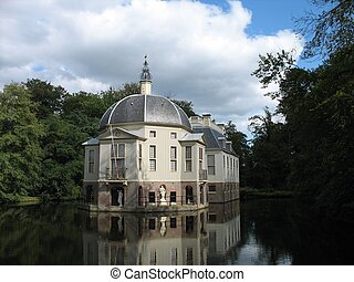 mansion5980 - An old admiral\'s country mansion in Holland