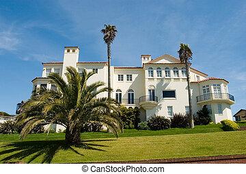 Mansions in San Francisco California
