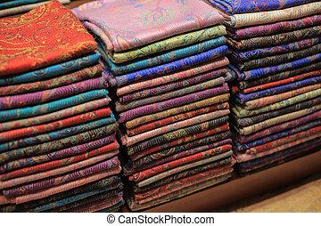 mantôs, mercado, colorido