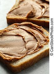 manteca de cacahuete
