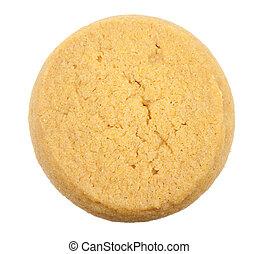 manteiga, biscoitos, isolado