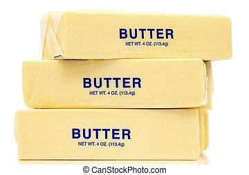 manteiga, quartos