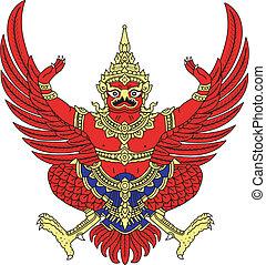mantel, arme, thailand