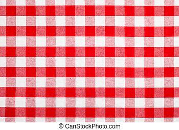 fondo cuadriculado rojo y blanco