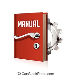 Manual book as door to knowledge