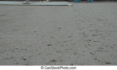 Manual Concrete Smoother