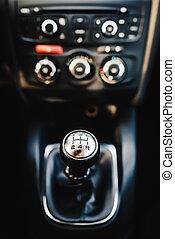 Manual Transmission Stick