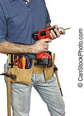 manual worker tool