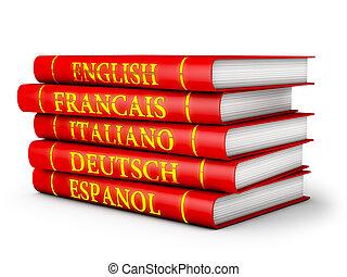 manuels, langue
