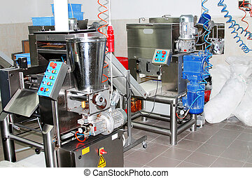 Manufacture meat production - Part of manufacture meat ...