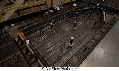 Manufacture of reinforced concrete structures - Manufacture...