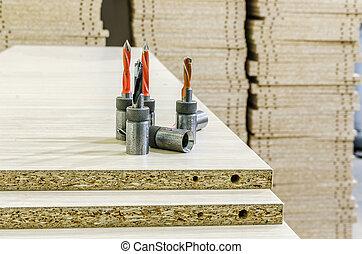 manufacturing furniture components