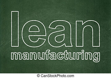 manufacuring, magro, lavagna, fondo, manifatturiero, concept: