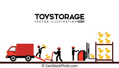 manufatura, brinquedos