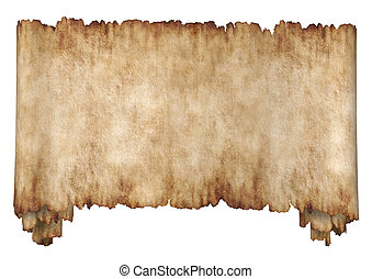Manuscript 2 horizontal - Old rough antique horizontal...