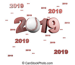 Many Baseball 2019 Designs