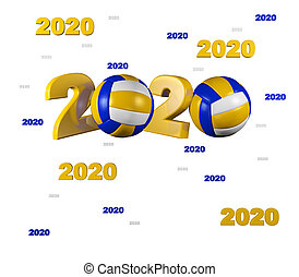 Many Beach Volleyball 2020 Designs