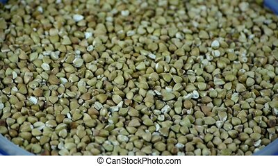 many buckwheat,grain food.
