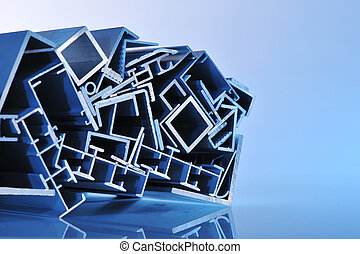 aluminum sectional strips - many different aluminum ...
