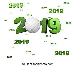 Many Golf 2019 Designs