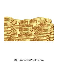 many metals coins icon