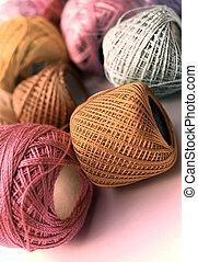 MAny yarn