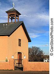 Manzano Church