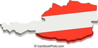 Map Austria