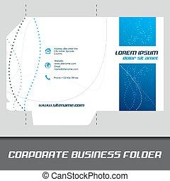 map, bedrijfszaak