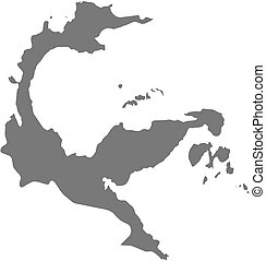 Map - Central Sulawesi (Indonesia)