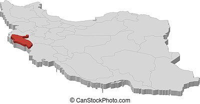 Ilam Stock Illustration Images Ilam Illustrations Available To - Ilam map