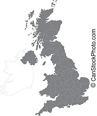 Map of Britain