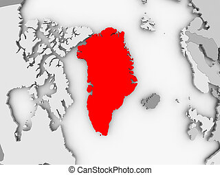 100 Map of greenland Illustrations and Clipart