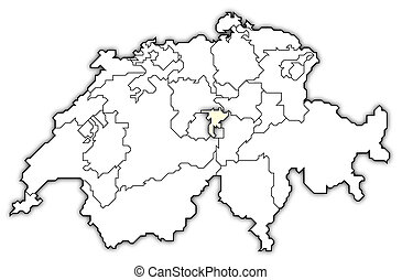 Map of canton nidwalden switzerland pictures Search Photographs