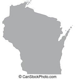 U.S. state of Wisconsin