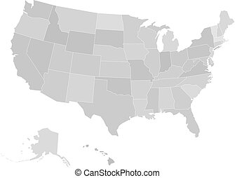 Drawings Of Blank United States Map Lower Blank United - Us map eps