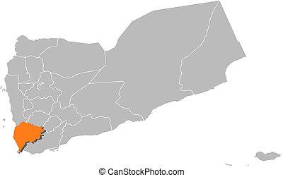 Yemen map 3d Vector Clip Art EPS Images 102 Yemen map 3d clipart