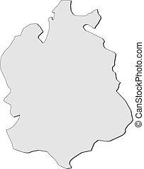 Map of zurich, switzerland. Vector map of state zurich with coat of Zurich State Map on salzburg state map, montreal state map, newyork state map, guadalajara state map, rio de janeiro state map,