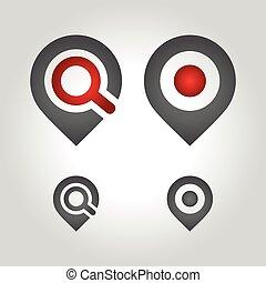map pin logo