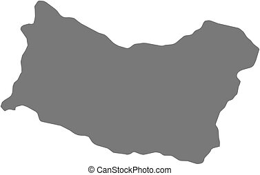 Map - Salto (Uruguay)