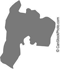 Map - Suchitepequez (Guatemala)
