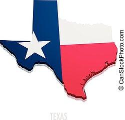 Map Texas