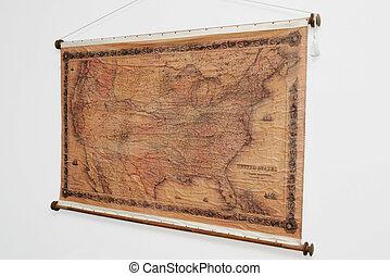mapa antigüidade
