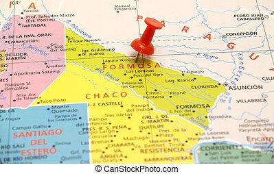 mapa, argentina