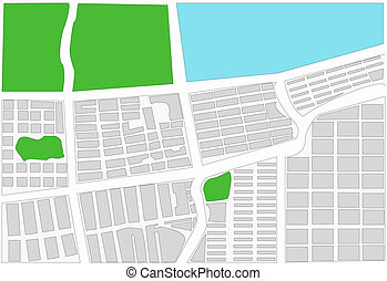 mapa ciudad