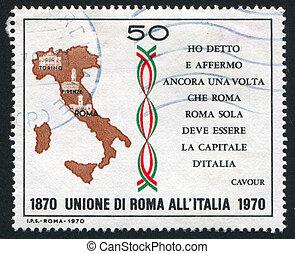 mapa, itália