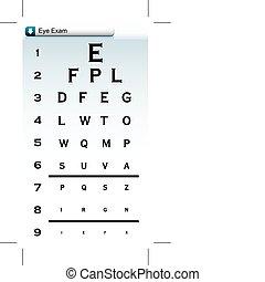 mapa olho